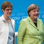 Merkel'in yerine gelen isim belli oldu