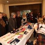 AK Partili'li kadınlardan yerli malı kermesi