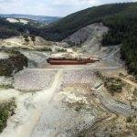 Gördes Karayağcı Barajı'nın yüzde 80'i bitti