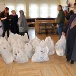 LÖSEV'den 26 aileye gıda yardımı