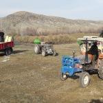 Yozgat'ta mera ıslah çalışması yapıldı