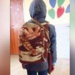 PKK sempatizanı öğretmenden algı operasyonu