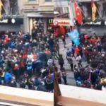 Saldırı açıklaması: 'G.Saray'dan özür dileriz'