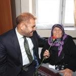 Başkan adayı Güler, Reyhanlı'da temaslarda bulundu