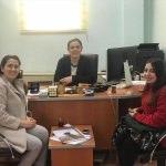 LÖSEV ilgilileri Ardahan'da ziyarette bulundu