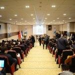 """BEÜ'de """"Kentleşme ve kariyer planlama"""" konferansı"""
