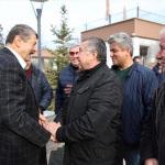 Belediye Başkanı Akın, spor kulüpleriyle bir araya geldi