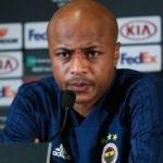 Fenerbahçe'ye transfer cevabı! Andre Ayew...