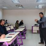 Erciş'te girişimcilik kursu