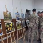 """Kağızman Belediyesinin """"tanıtım resim"""" sergisi"""