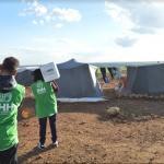 İHH'den Halep kırsalına insani yardım