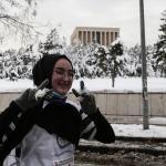 Atatürk Koşusu'nu Elif Dağdelen ve Ramazan Baştuğ kazandı