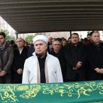 Denizli Adalet Komisyonu Başkanı Ortaköy'ün acı günü