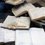 Büyükelçinin şoförünün 30 yıllık notları bulundu