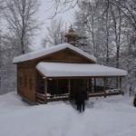 Ulugöl'deki çivisiz mescit ibadete hazır