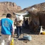 Yemen'in acılarını Beşir Derneği sarıyor