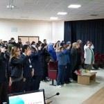 """CÜ'de """"Sağlık Çalışanı ve Hasta Birey"""" semineri"""