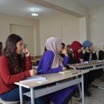 Malazgirt'de destekleme ve yetiştirme kursu açıldı