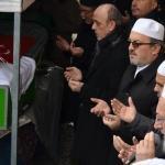 Hafız Hasan Hoca son yolculuğuna uğurlandı