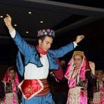 Aydın'da özel öğrencilerden halk oyunları gösterisi