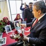 Destici'den Diyarbakır annelerine destek ziyareti