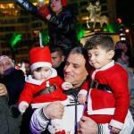 İzmir'de yeni yıl kutlaması