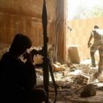 Suriye'de İngilizlere füze saldırısı: 2 yaralı