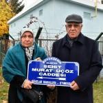 Şehit Yüzbaşı Murat Üçöz'ün adı caddede yaşatılacak