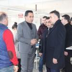 Vali Çağatay'dan Güroymak ilçesini ziyaret