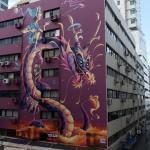 Sanatçılar İzmir'in duvarlarını tuvale çevirdi