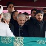 Erdoğan'ın dayısının cenaze namazı kılındı