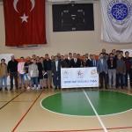 Uluslararası öğrenciler futbol turnuvası sona erdi