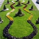 Bağcılar dört mevsim yeşil