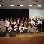 """Suluova'da """"Genç Sesler Musiki Yarışması"""" finali yapıldı"""