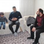 Diyabet hastası çocuğa Karlıova Kaymakamlığından destek