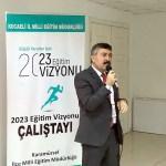 Karamürsel'de 2023 Eğitim Vizyonu Çalıştayı
