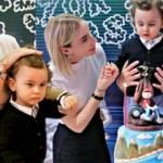 Gülşen'in oğlu Azur 2 yaşında!