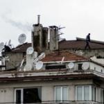 Taksim'de yürekleri ağza getiren görüntü