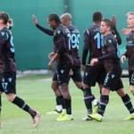 Trabzonspor'dan 3 gollü galibiyet