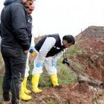 Kocaeli'de kayıp anne-kızı arama çalışmaları