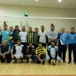 Bitlis'te voleybol turnuvası