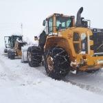 Tufanbeyli'de kar yaşamı olumsuz etkiledi