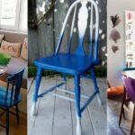 Eski sandalyeleri yenileme yöntemleri