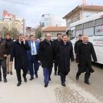 AK Parti Afyonkarahisar milletvekillerinin ziyaretleri