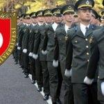 Milli Savunma Üniversitesi lise mezunu Astsubay alımı! 2019 MSÜ başvuru şartları?