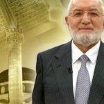 Hz. Muhammed'in Allah'ın huzuruna kabul edildiği Miraç Kandili Kanal 7'de ihya edilecek