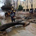 Antalya'da şiddetli yağış ve fırtına