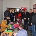 Adıyaman'daki okullarda satranç sınıfı açıldı