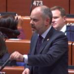 Avrupa Konseyi'nde tarihi ayar