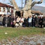 Yaşlılar Taraklı'da tarihi yolculuğa çıktı